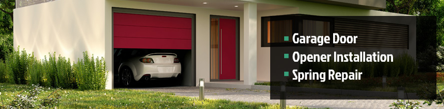 Garage Door Repair Services at Homer Glen, IL